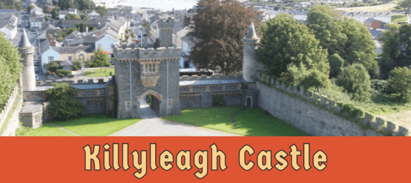 Featured image for Killyleagh Castle