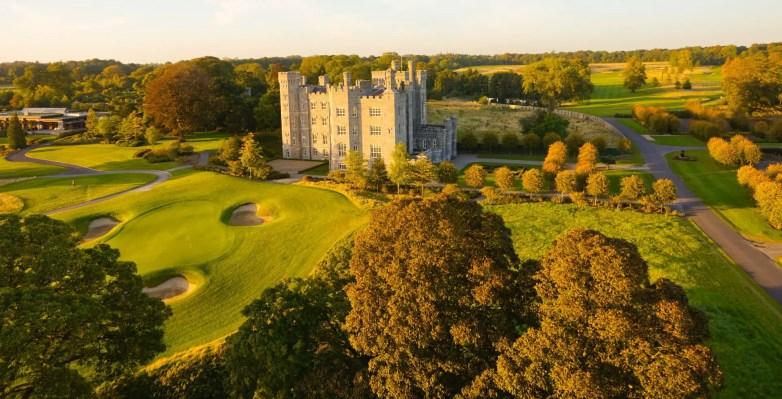 Golf resort at Killeen Castle