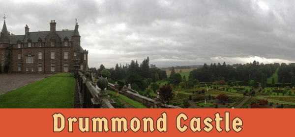 Featured image for Drummond Castle