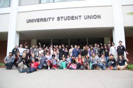 Attendees at the third statewide conference at CSU Long Beach! (4.13.13)