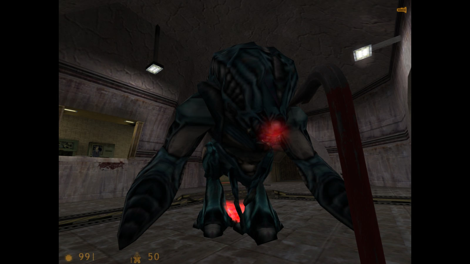 Half Life Part 2 First Encounter Of The Big Bad S