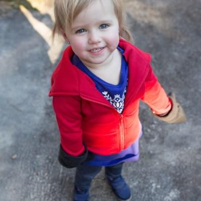 Maddie Grace: 21 Months