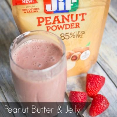PBJ Smoothie Recipe