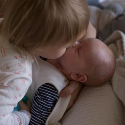 Tripp: 1 Month; Maddie Grace: 22 Months; Claire: 333 Months