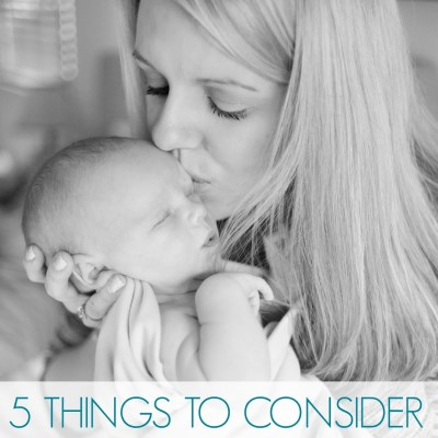 5 Things to Consider Before Giving Parenting Advice