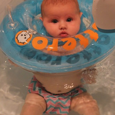 Raising a Water Baby {Otteroo Review and Coupon Code}