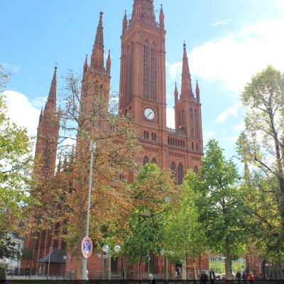 Visiting Wiesbaden, Germany