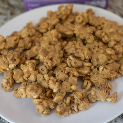 Peanut Butter Crunch Delight
