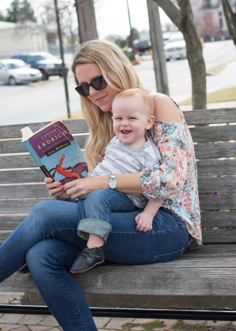 My Top 10 Best Books for Moms by lifestyle blogger Casual Claire