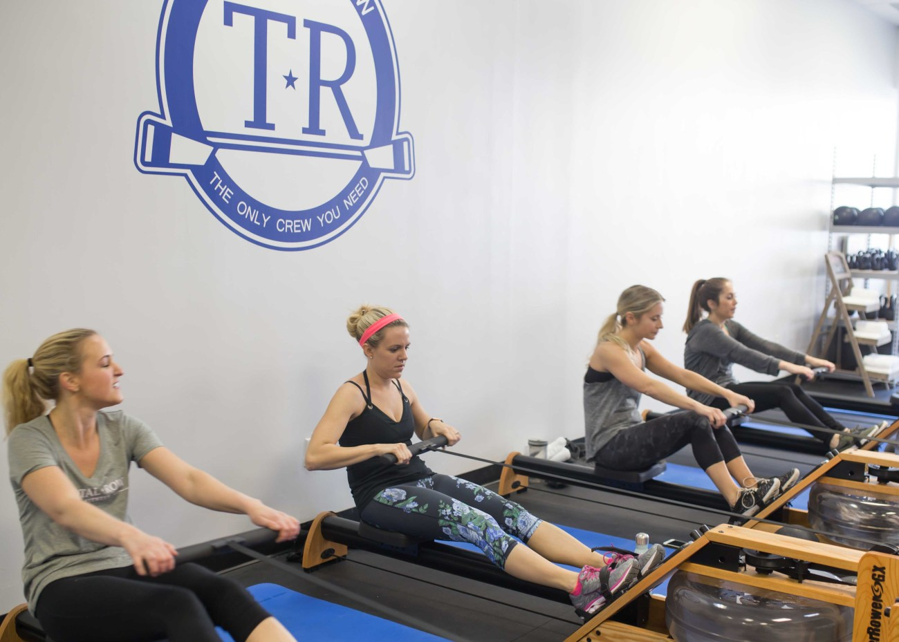 My Friday Finds by Casual Claire: row class atlanta total row fitness