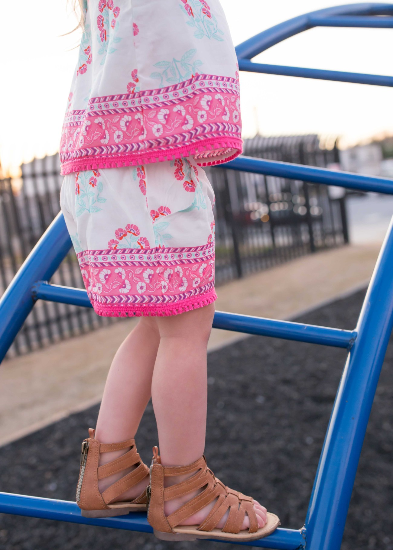 Spring Outfit Ideas For Kids by lifestyle blogger Casual Claire