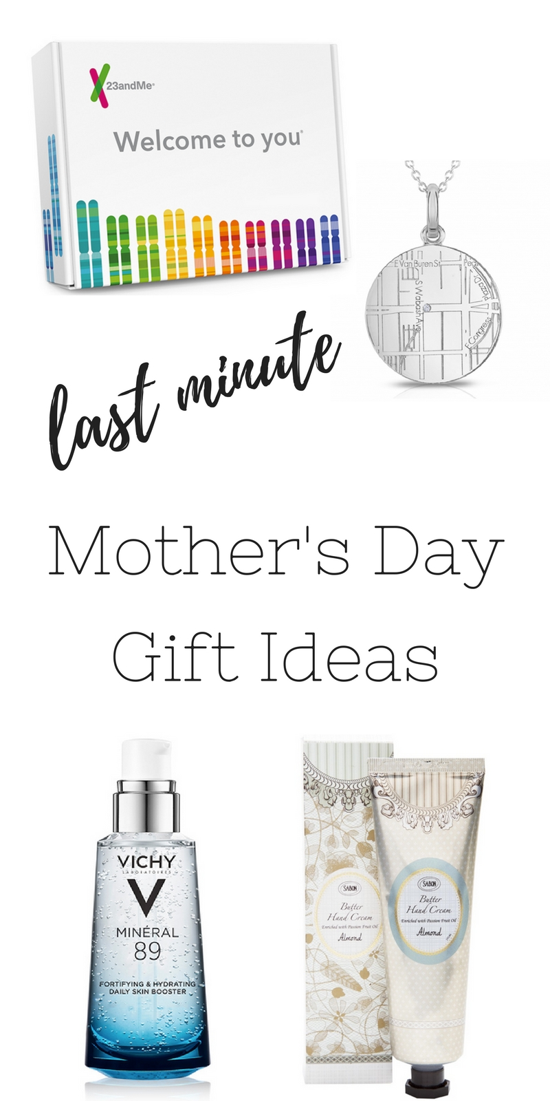 Last Minute Mothers Day Ideas by Atlanta mom blogger Casual Claire