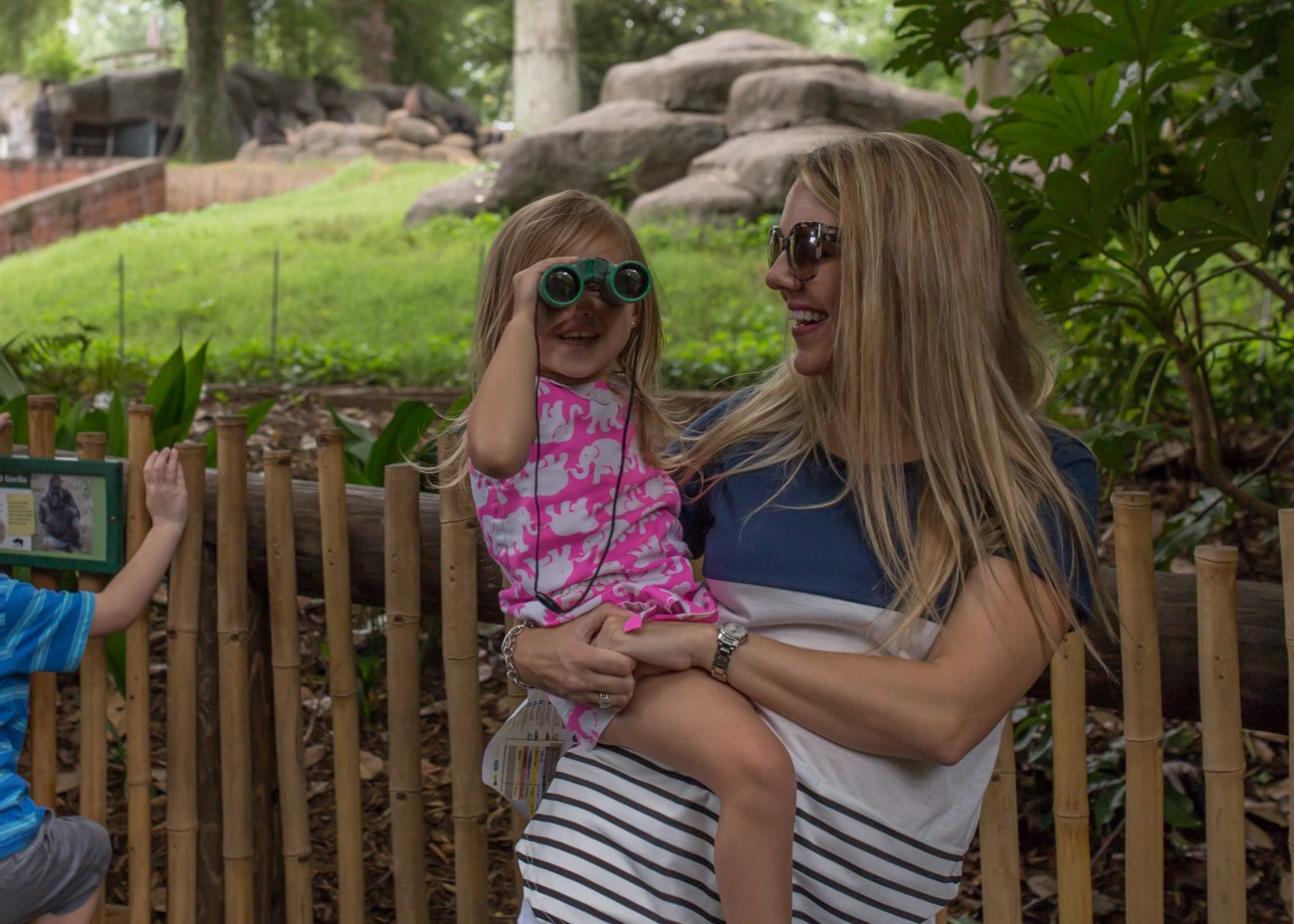 what to take to zoo with toddler