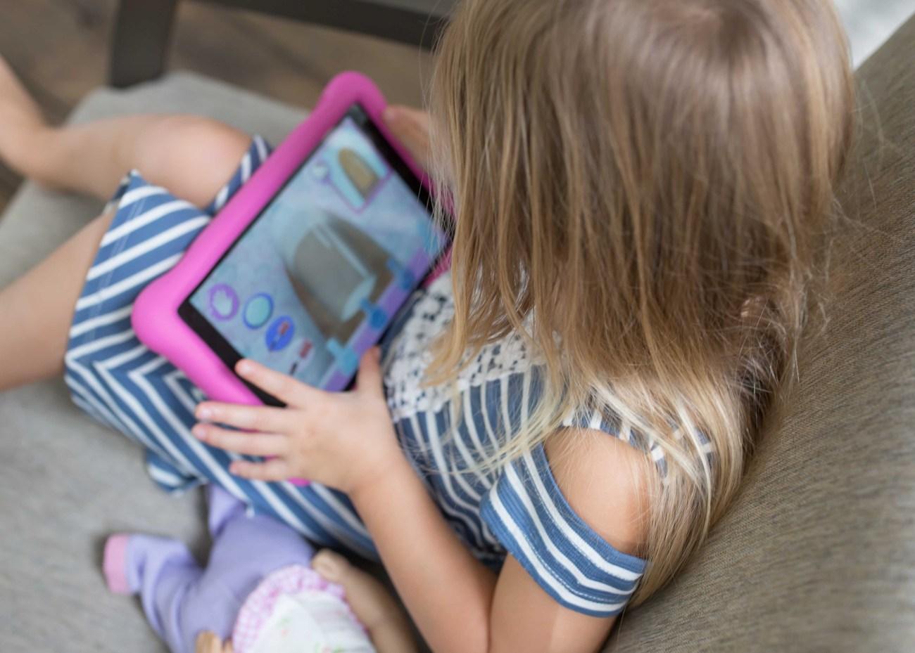 best tablet for preschoolers