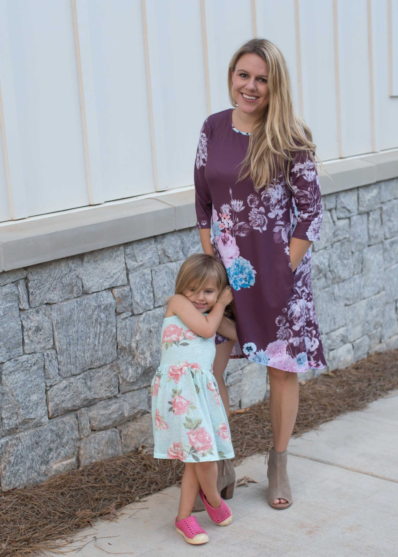 fall floral dresses on amazon