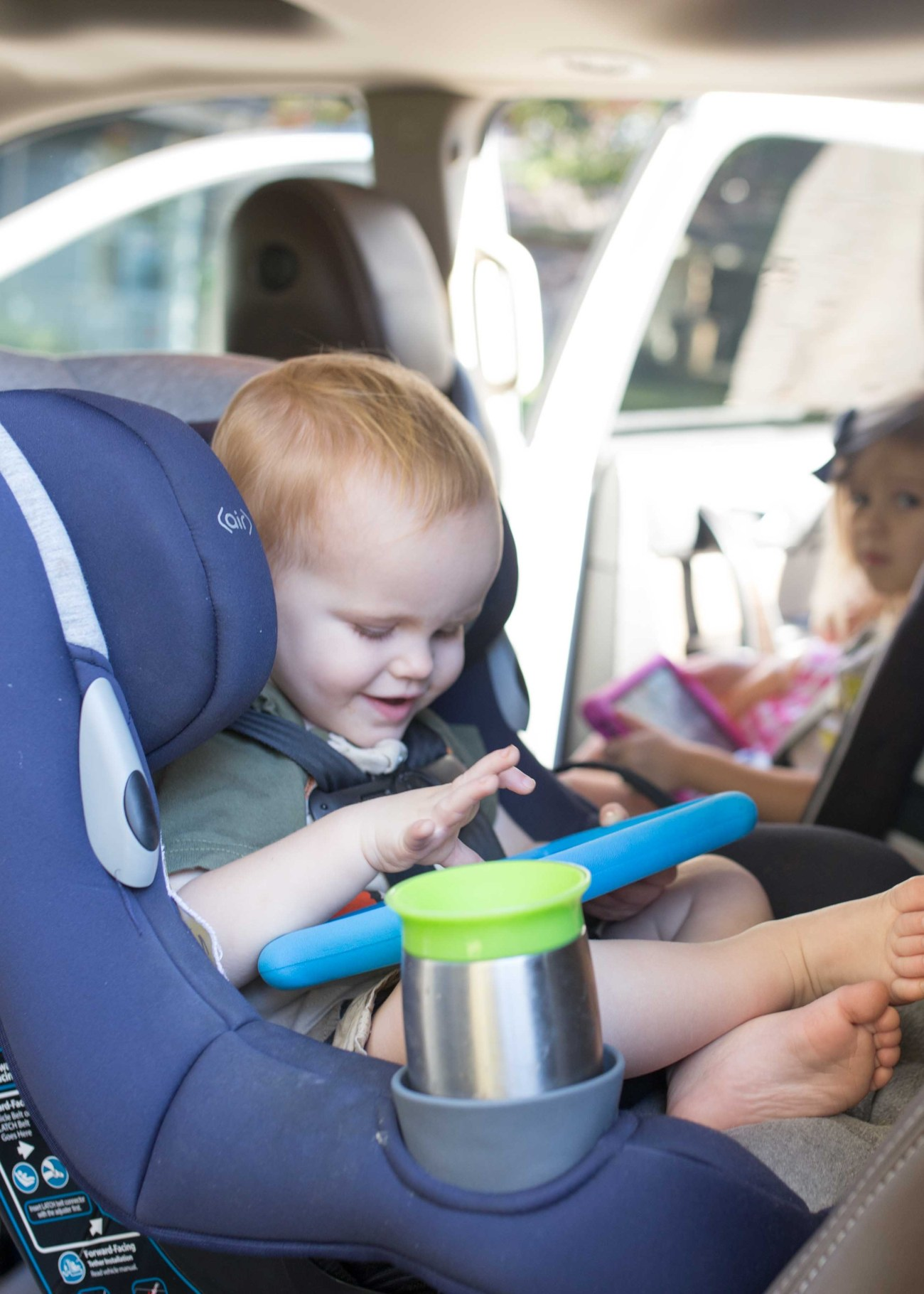 road tripping with toddlers and babies tips