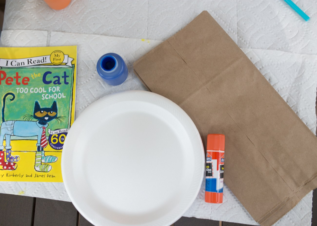 pete the cat paper bag puppets giveaway casual claire