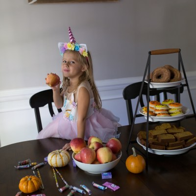 Hosting a Halloween Play Date