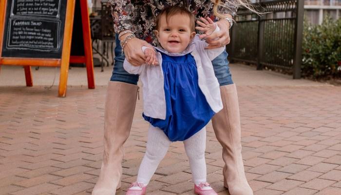 Mama and Mini Trendy Footwear
