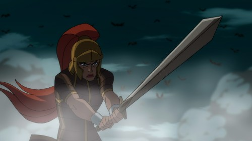 Artemis-The Finest Of The Amazons' Bana Division!