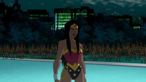 Wonder Woman-Ares Is About 2 Pay!