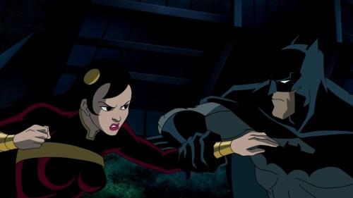 Batman-Shutting Shiva Down!