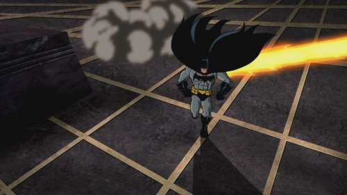 Batman v. Major Force!