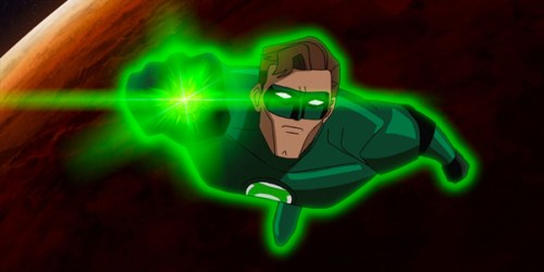 Hal Jordan-Long Commute Between Earth & Oa!