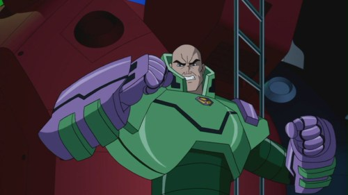 Lex Luthor-American President, World Assassinator!
