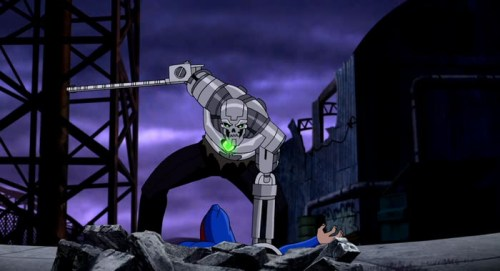 Metallo-Prepping A Superman Slice 'N Dice!