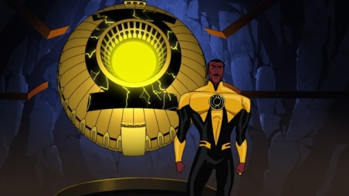 Sinestro-Ready To Make The Corps Cry!
