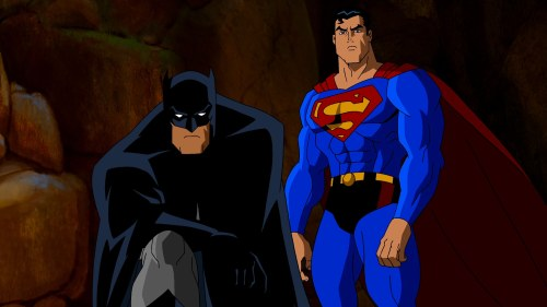 Superman & Batman-DC Legends!