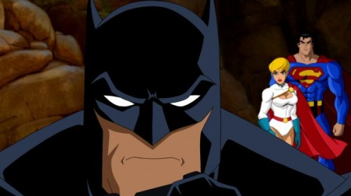 Superman, Batman, & Power Girl-Ready 2 Take Down Luthor!