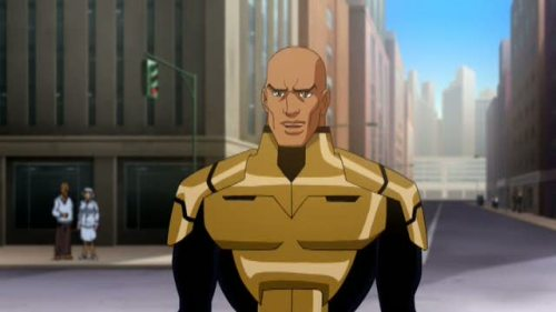 Luthor-Hero On His World!