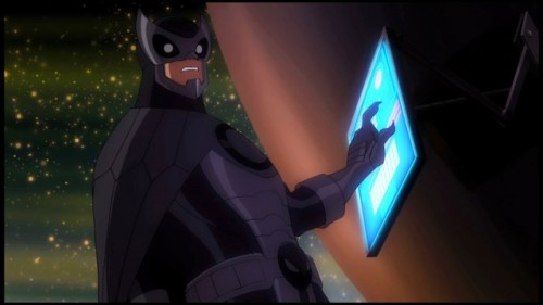 Owlman-Ready To Wipe Out The Multiverse!