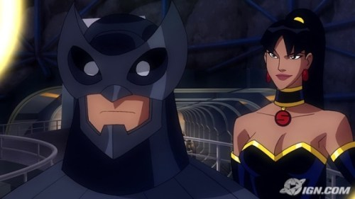 Owlman & Superwoman-What's Up Their Sleeves Is The Cap Stone Of Insanity!
