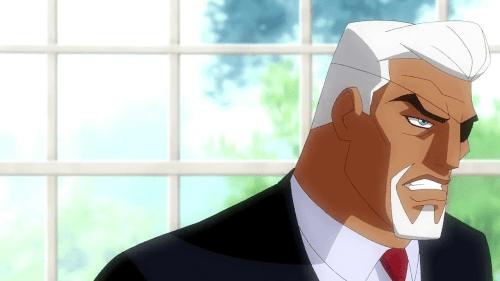 Slade Wilson-El Presidente!