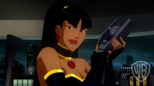 Superwoman-Seductive And Drunk On Destruction!