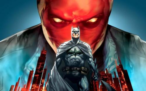 Batman-Let's Delve Beneath Said Hood!