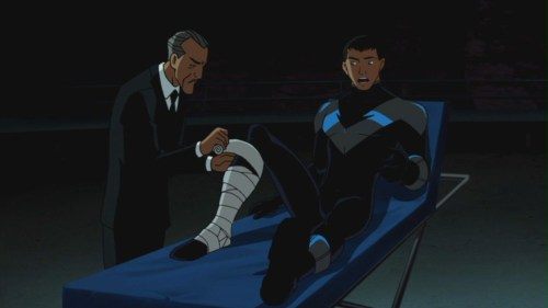 Nightwing-Out Of The Fight!