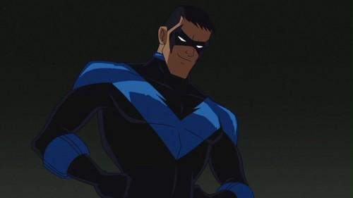 Nightwing-Perfect Timing!