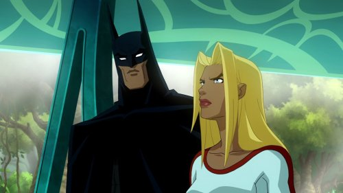 Batman-Info Swapping With Kara!