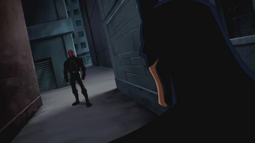 Batman v. Red Hood-The Final Throwdown!