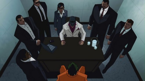 Black Mask-A Meeting Of Madness!