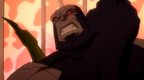 Darkseid-I'm The Alpha & Omega!