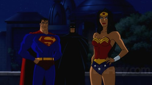 DC's Trinity-Time To Move On With Kara's Life!