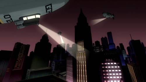 Gotham City-All Is Right With The World!