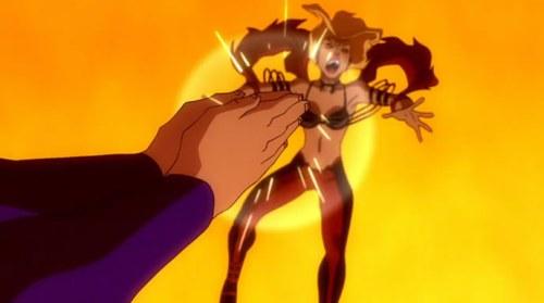 Superman-You've Been Thunderclapped, Kara!