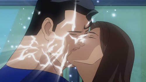 Superman & Lois Lane-The Final Embrace!