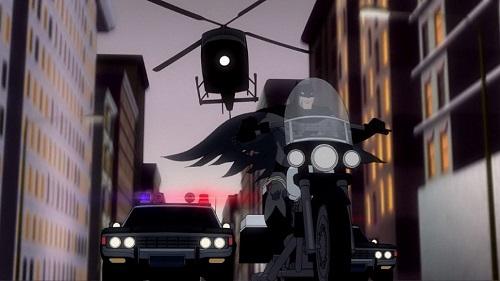 Batman-The Police's Prime Hunt!